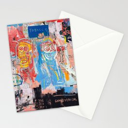 Basquiat Style 2 Stationery Cards
