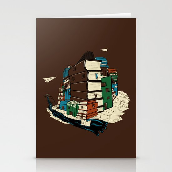 Book City Stationery Cards