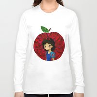 ruby Long Sleeve T-shirts featuring Ruby. by Mickey Spectrum