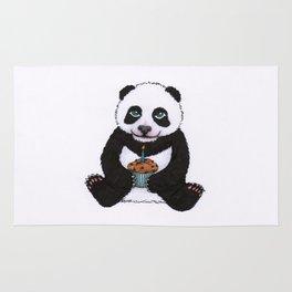 Panda's Birthday Rug
