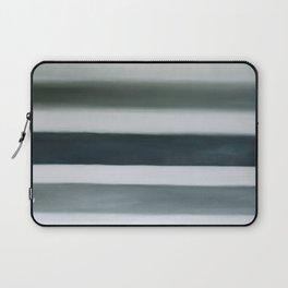 grey strata Laptop Sleeve