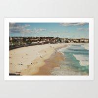 Sydney's Seas Art Print