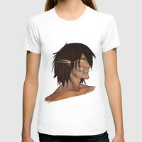 attack on titan T-shirts featuring Titan Form by JemyArt