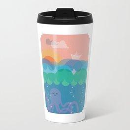 Under Sea Travel Mug