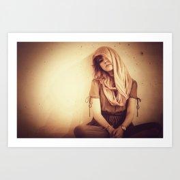 Christina By JCasillas Photography - Local Murrieta, CA Photographer Art Print
