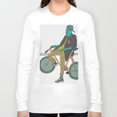 Lets Ride Long Sleeve T-shirt