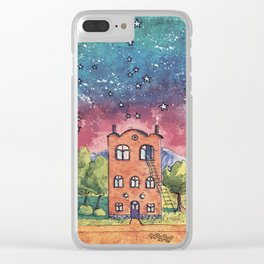 The Ursa Minor house Clear iPhone Case