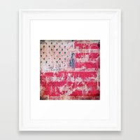 equality Framed Art Prints featuring Equality by Fernando Vieira