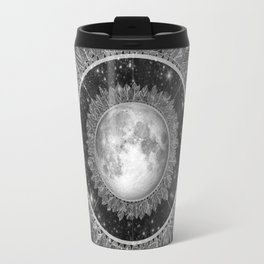 Major Tom (floating in my tin can, far above the Moon) Travel Mug