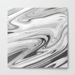 Lost Marble 2 Metal Print