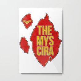 Themyscira Metal Print