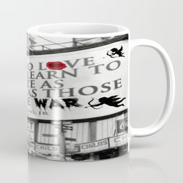 PEACE Coffee Mug