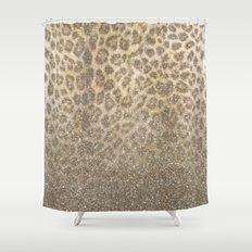 Shimmer Shower Curtain