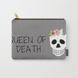 Queen of Death Carry-All Pouch