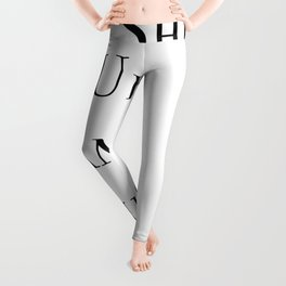 shut up and suck Leggings