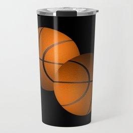 Basketball Sports Design Travel Mug
