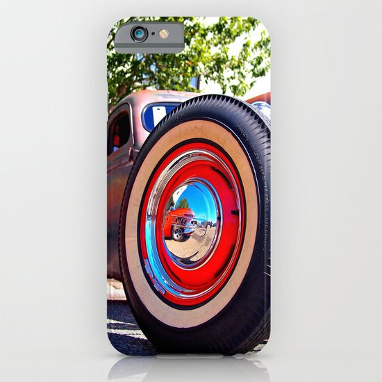 The wheel deal iPhone & iPod Case