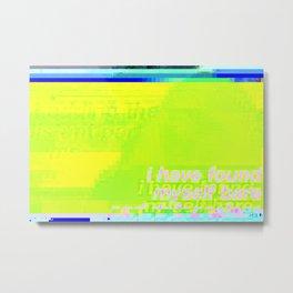TMWSD - Jamie4 Metal Print