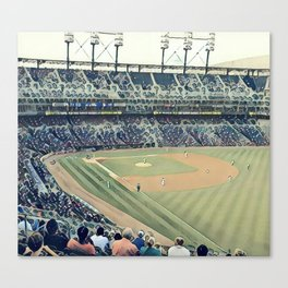 Take me out to the Ballgame! Canvas Print