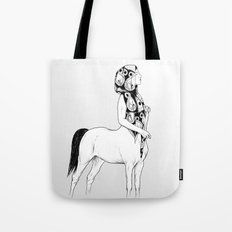 horses for courses I Tote Bag