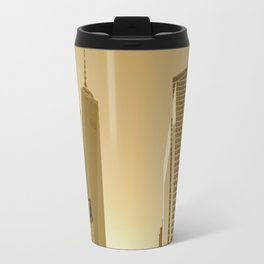 The Freedom Tower Travel Mug