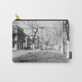 Esplanade Avenue, New Orleans, 1900 Carry-All Pouch