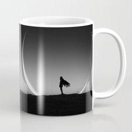 It Gives you Wings - New moon art Coffee Mug