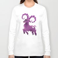aries Long Sleeve T-shirts featuring Aries! by Yetiland