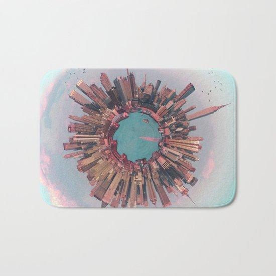 New York City mini world Bath Mat