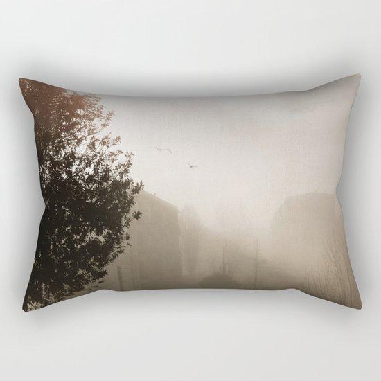 Sunrise I C. I Rectangular Pillow