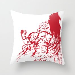 SFV KEN Throw Pillow