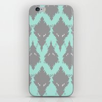 persian iPhone & iPod Skins featuring Persian Textile by Nahal