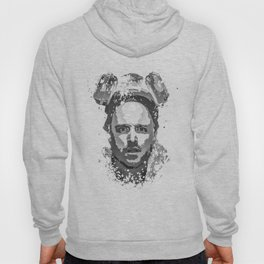 Breaking Bad, Jesse Pinkman splatter painting Hoody