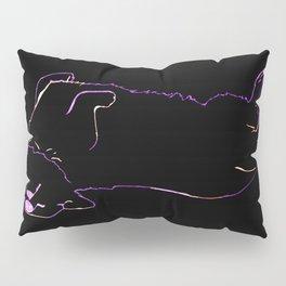 Simplistic Corgi 2 Pillow Sham