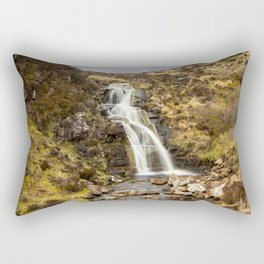 Moorland Waterfall Rectangular Pillow