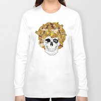 afro Long Sleeve T-shirts featuring Afro by dogooder