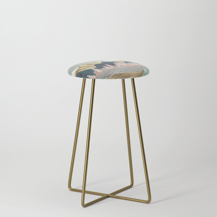 Summer_Vista_Counter_Stool_by_SpaceFrogDesigns__Gold