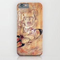 Bunny Rocket Slim Case iPhone 6s