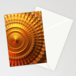 The Midas Touch Stationery Cards