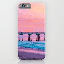 Hermosa Beach Pier California United States Ultra HD iPhone Case