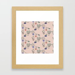 Plants I've Killed Framed Art Print