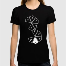 Unrolled D10 T-shirt