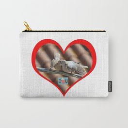 I love you!! Carry-All Pouch