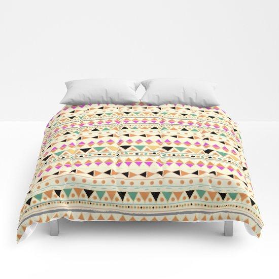 INDIE SUMMER Comforters