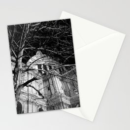 Cathedral at Night Stationery Cards