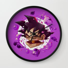 Kakarot Wall Clock
