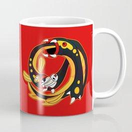 familial food chain Coffee Mug