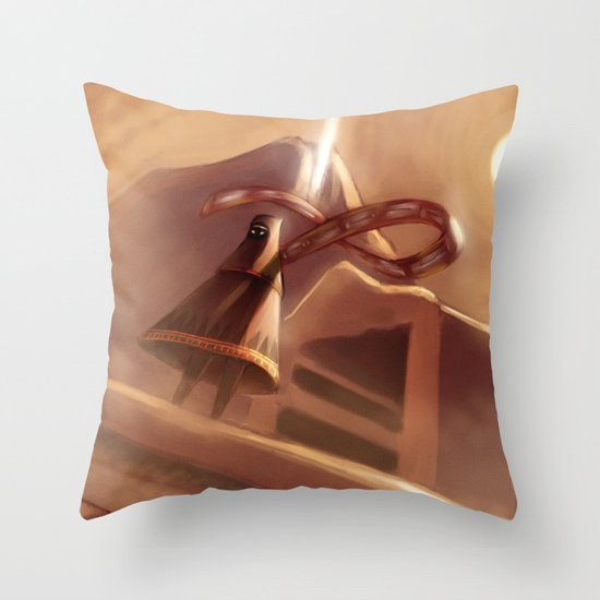 I was born for this Throw Pillow
