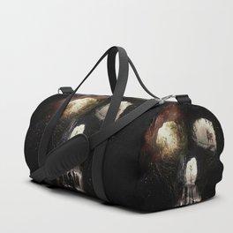 Cave Skull Duffle Bag