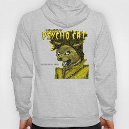Confessions of a Psycho Cat Hoody